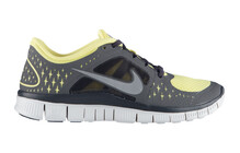 Nike Women's Free Run+ 3 elctrc yellow/reflect silver/midnight